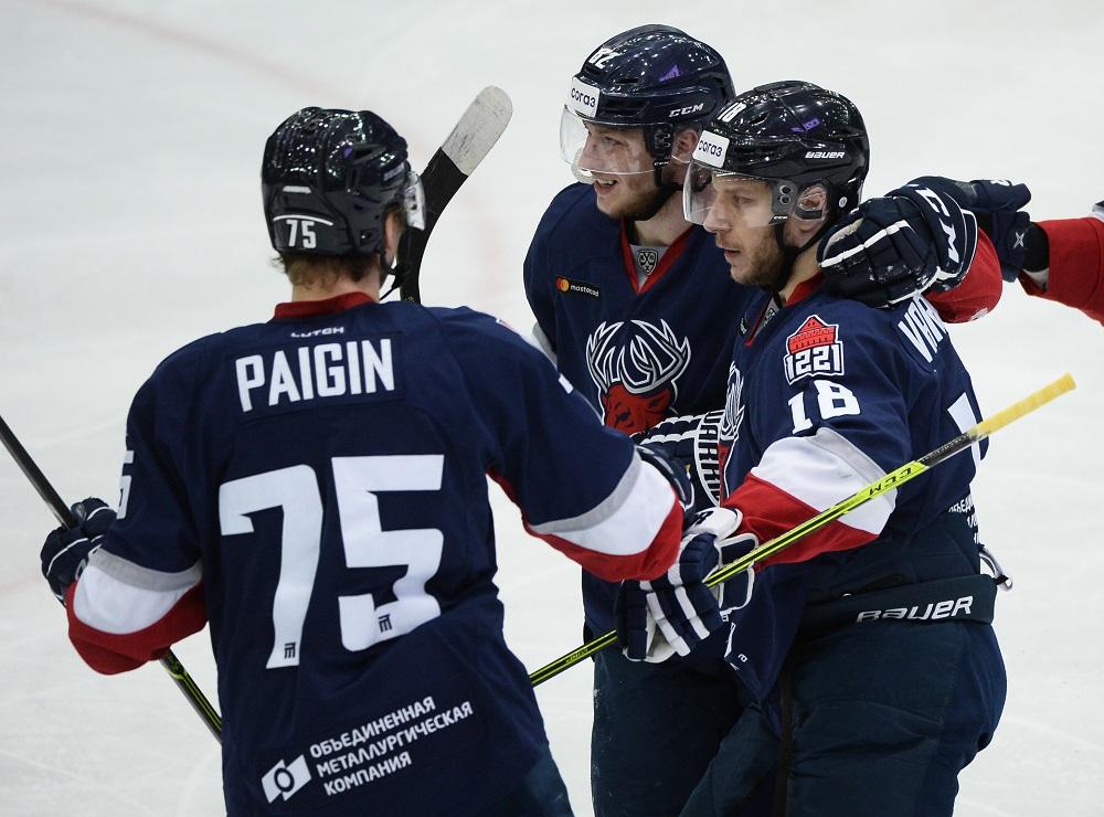 Нижегородские хоккеисты «Торпедо» вовертайме уступили «Авангарду»