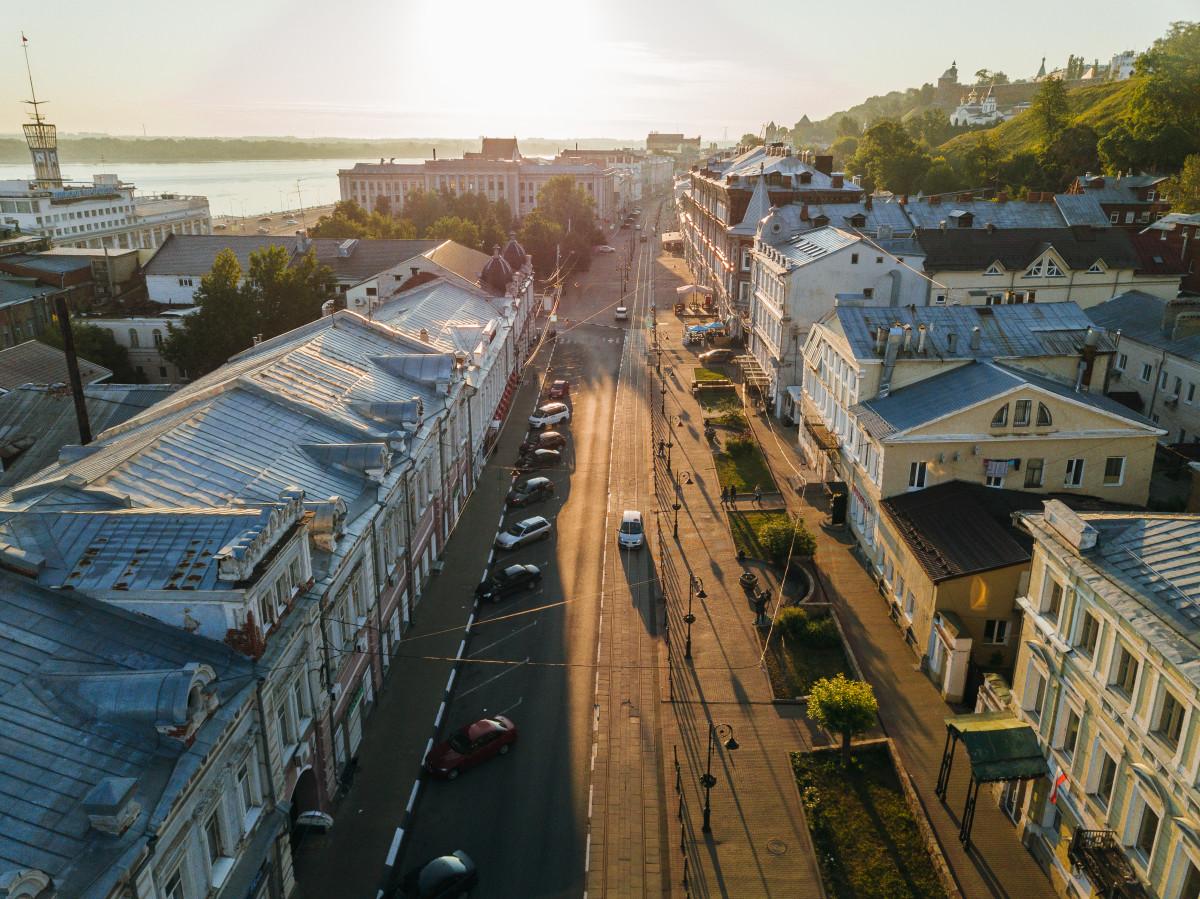 75 знаков туристической навигации заменят вНижнем Новгороде