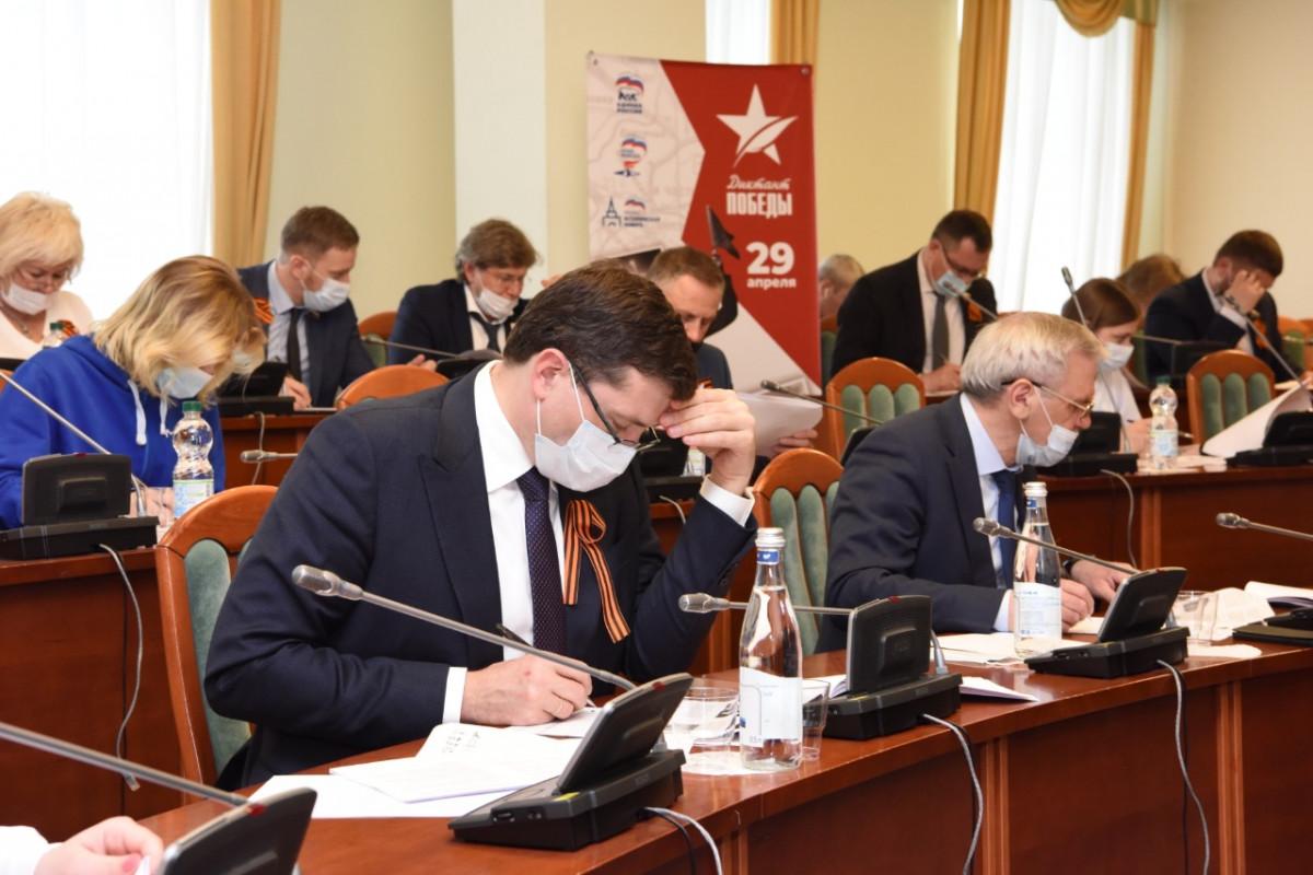 Глеб Никитин принял участие в«Диктанте Победы»
