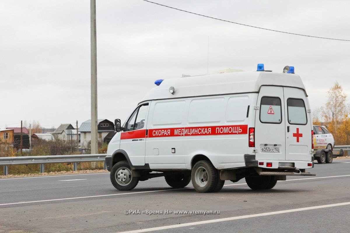 Смертельное ДТП случилось вБогородском районе 5июня