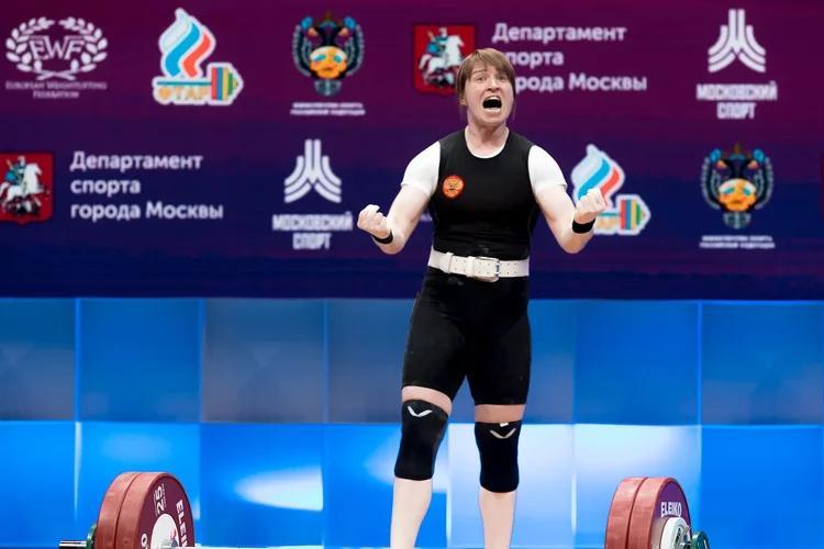 Нижегородские штангистки завоевали призовые места начемпионате России вХанты-Мансийске
