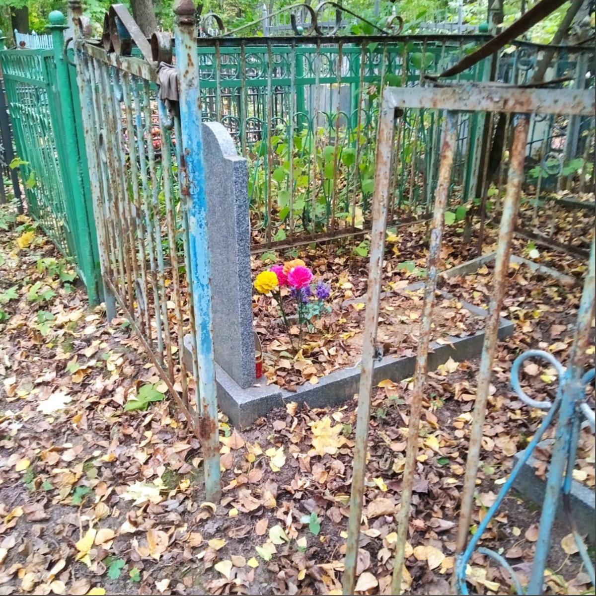 Калитки оград срезали намогилах нижегородского кладбища «Красная Этна»