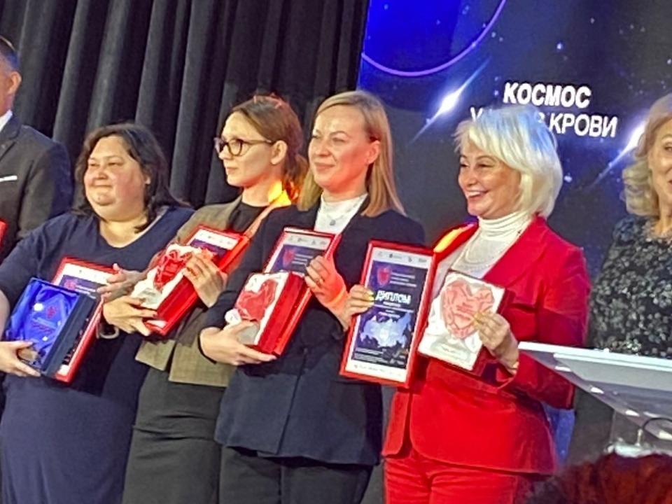 Нижегородский областной центр крови победил вконкурсе «Донорство иCOVID-19»