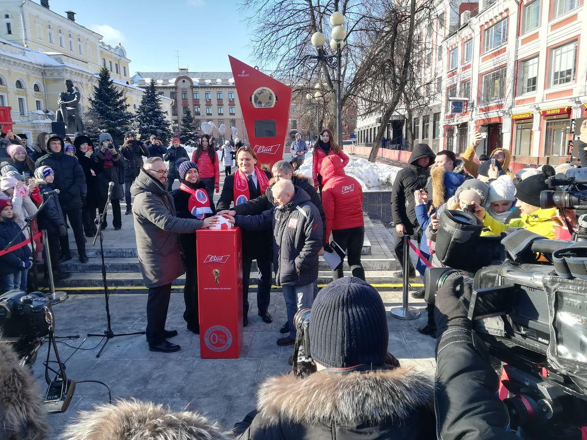 2019 год - Матчи в Нижнем Новгороде на ЧМ 2019: даты, какие команды будут играть DIWIS
