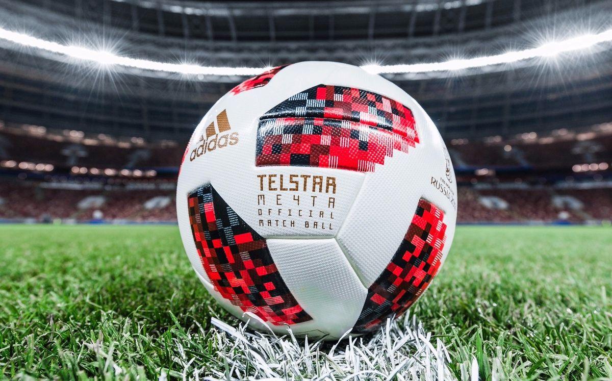 Мечта  FIFA представила официальный мяч плей-офф чемпионата мира ... 368ea1c028a