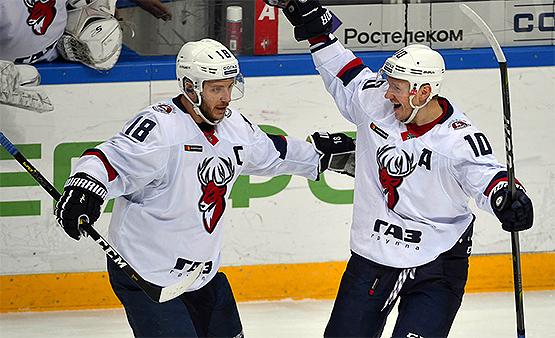 ЦСКА одержал четвертую победу подряд, обыграв «Торпедо» вматче КХЛ