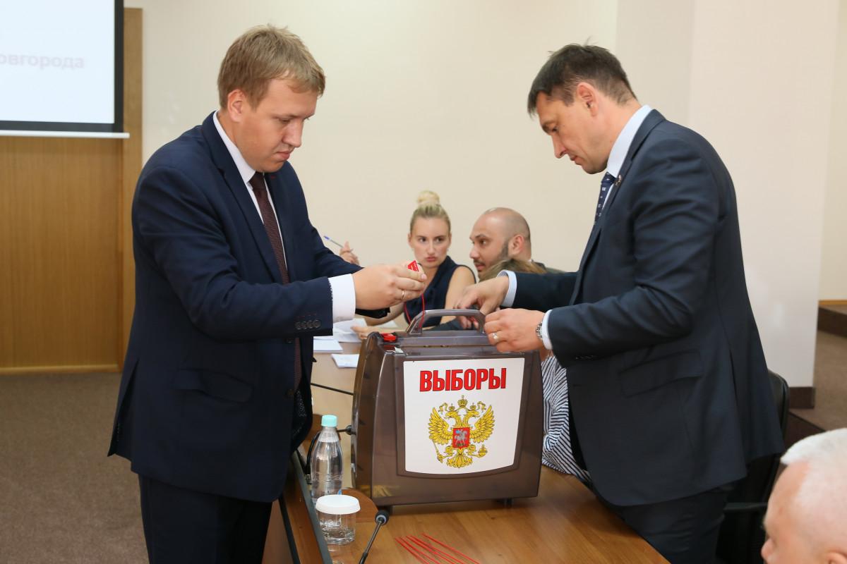 Станислав Прокопович стал замруководителя фракцииЕР внижегородской Гордуме