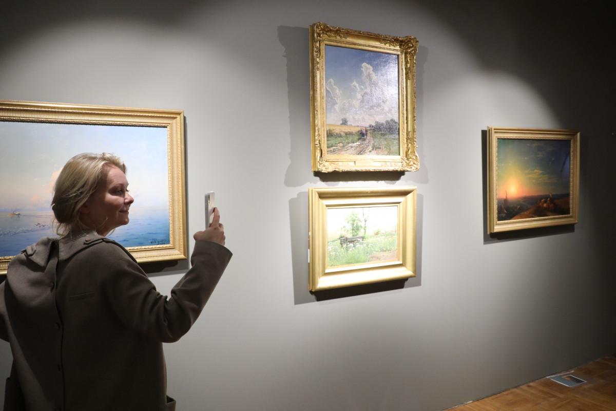 Благодаря нацпроекту граждане Прикамья смогут увидеть полотна Левитана, Шишкина, Айвазовского