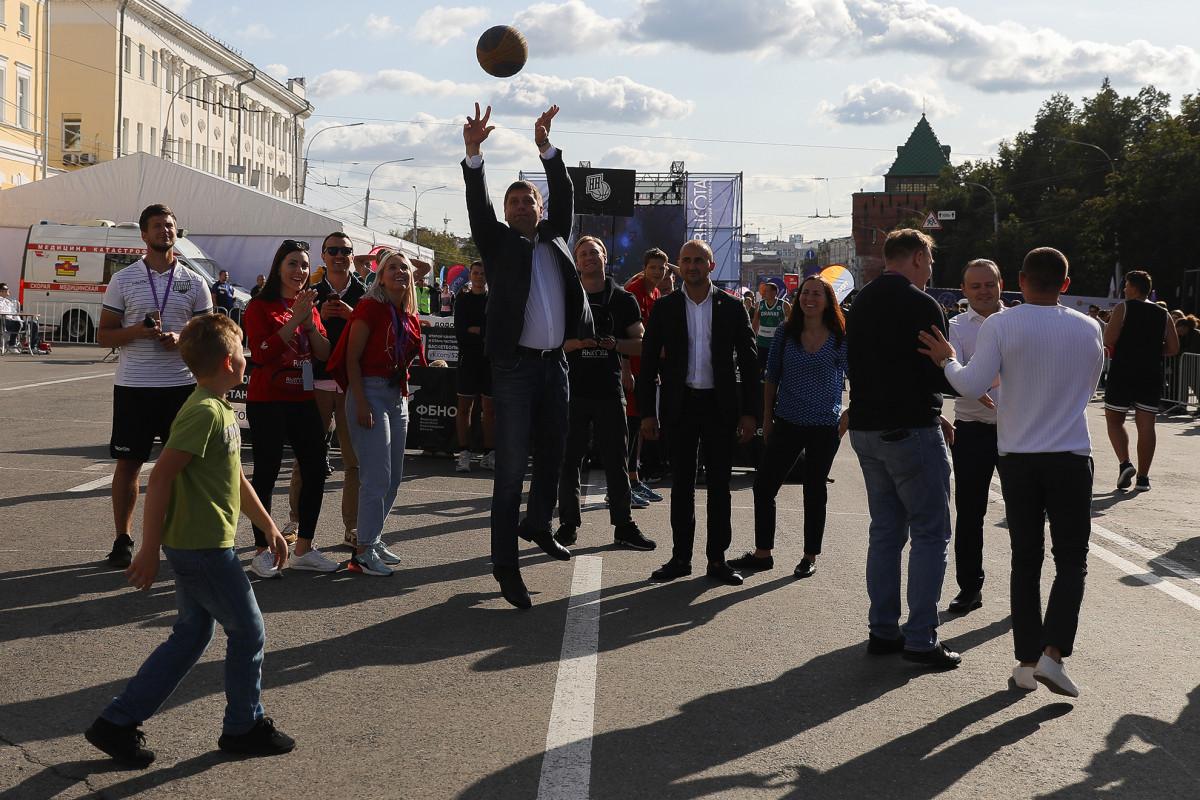 Никитин: более 50 тысяч человек посетили фестиваль «Высота»