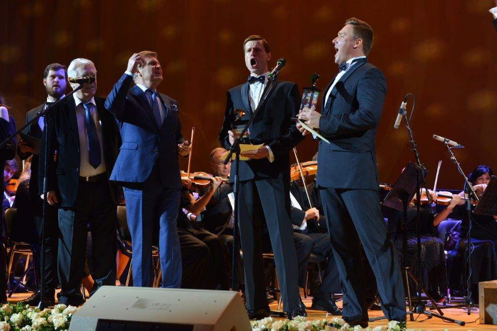 Нижегородец Виктор Ряузов стал обладателем высшей награды фестиваля «Русский бас» в Москве