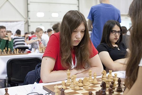 Нижегородка Екатерина Гольцева стала серебряным призером чемпионата России пошахматам