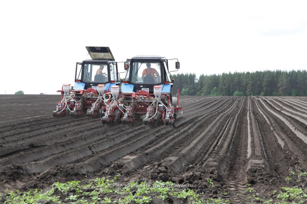 Нижегородские фермеры смогут получить гранты до6 млн рублей