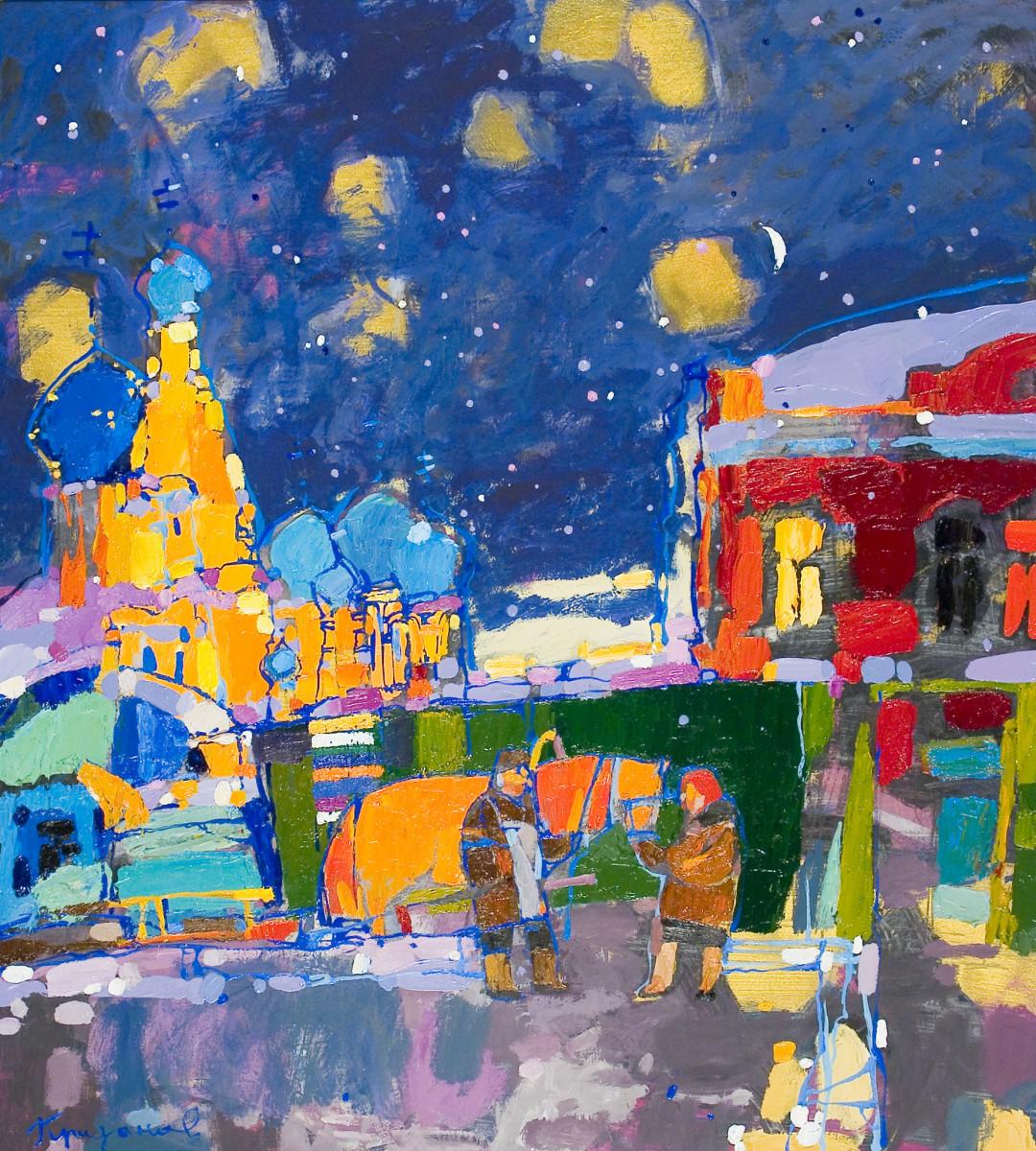 Выставка Максима Приданова иНаталии Панковой пройдет вНижегородском выставочном комплексе