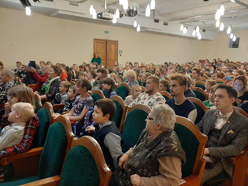 Гала-концерт фестиваля «Родные напевы» пройдёт вЛенинском районе