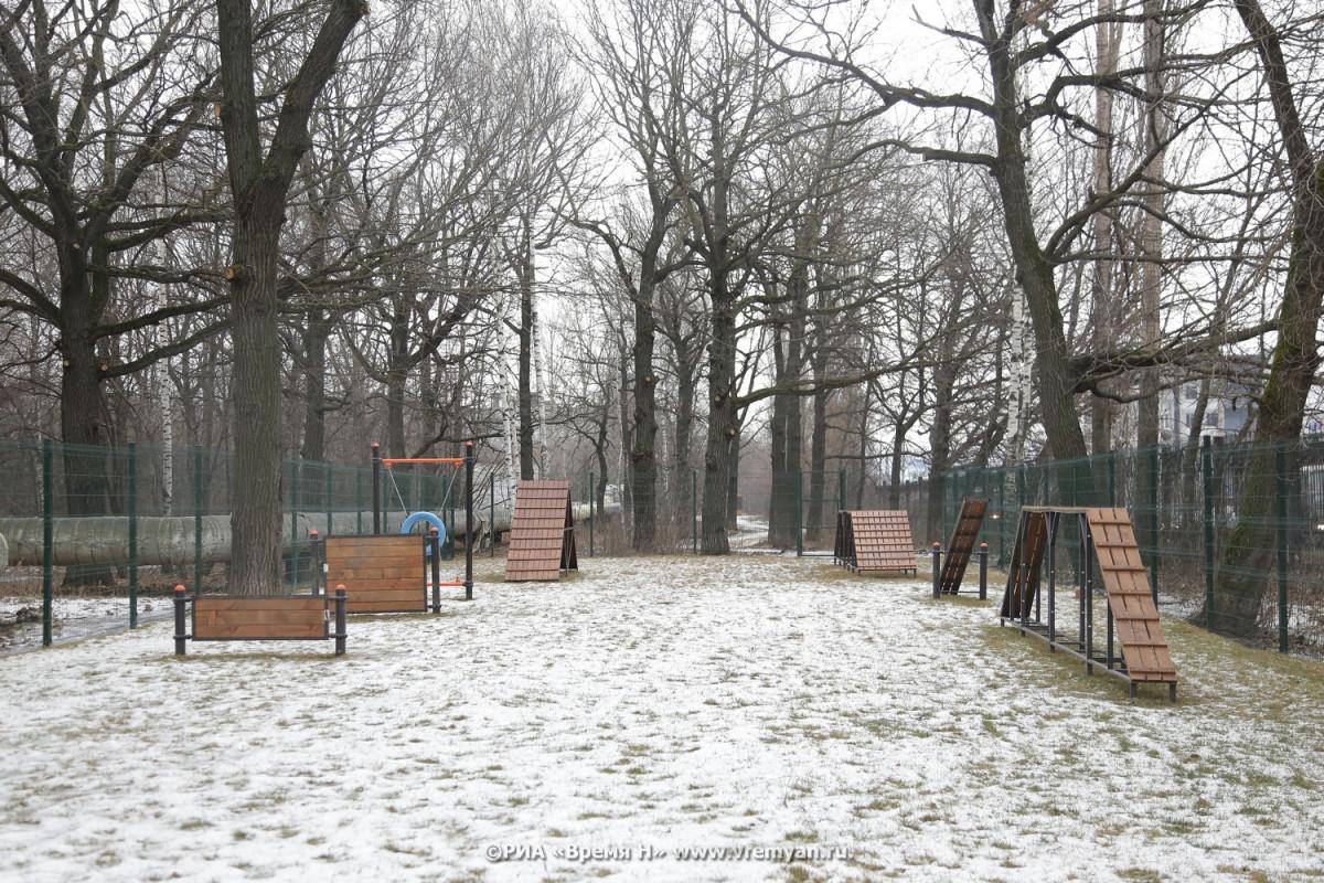 Живодер жестоко избил собаку вНижнем Новгороде