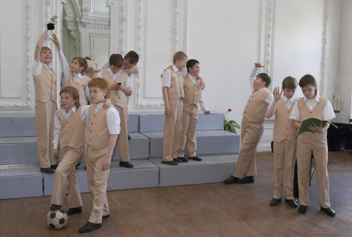 День открытых дверей пройдет вкапелле мальчиков хорового колледжа имени Льва Сивухина