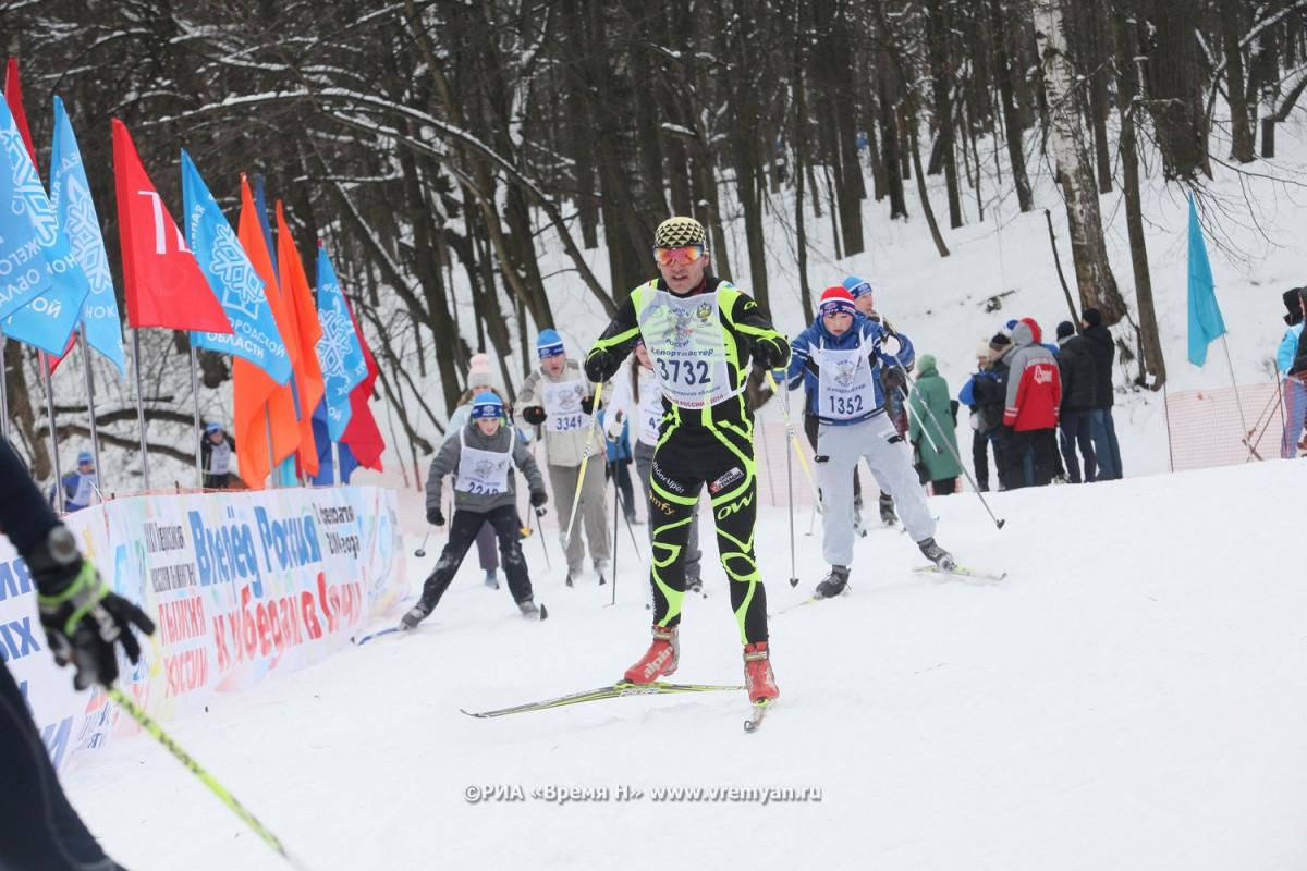 Первый забег гонки «Лыжня России» стартует в11:00