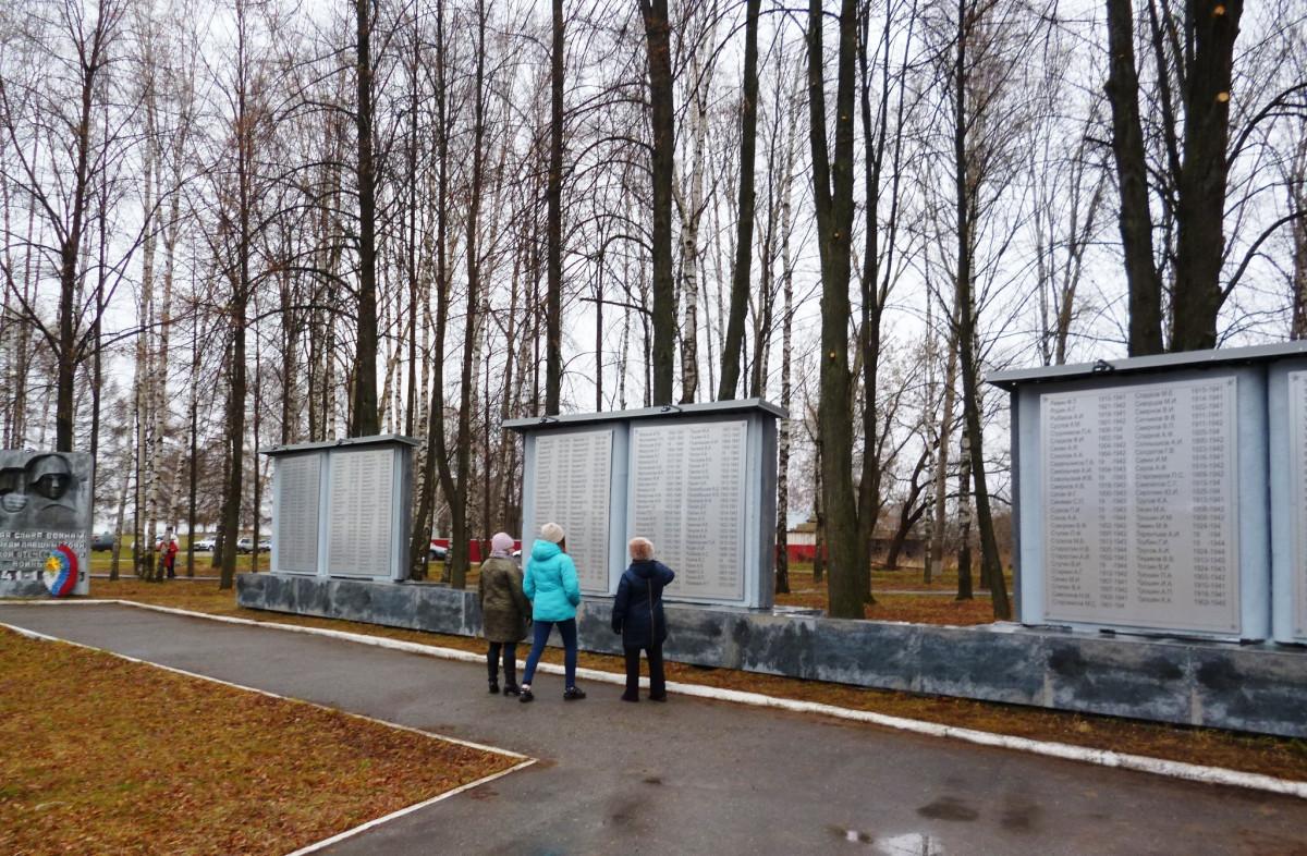 Более тысячи памятников героям ВОВ отремонтируют к75-летию победы вНижегородской области