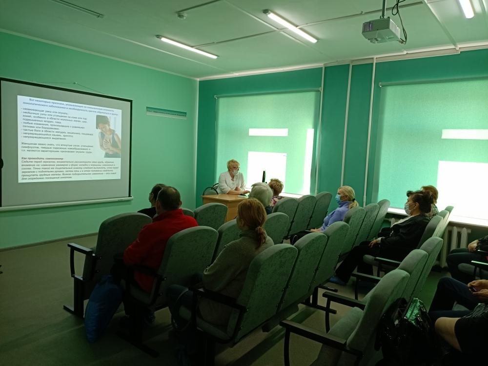 «Школа пациента» открылась внижегородской поликлинике №4