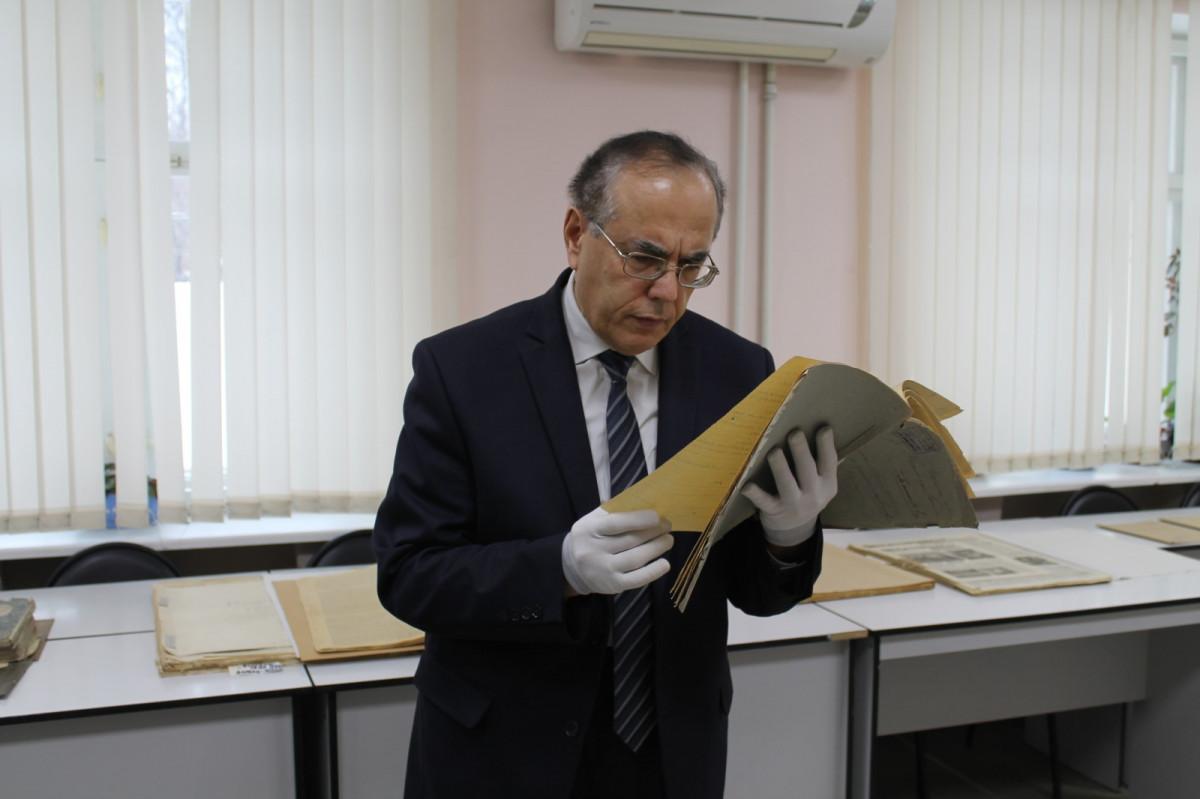 Нижегородские архивы возобновили подготовку кюбилею Нижнего Новгорода