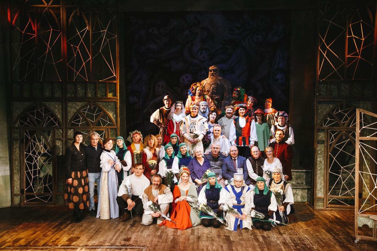 Нижегородский театр «Вера» закрыл сезон 2019−2020 года