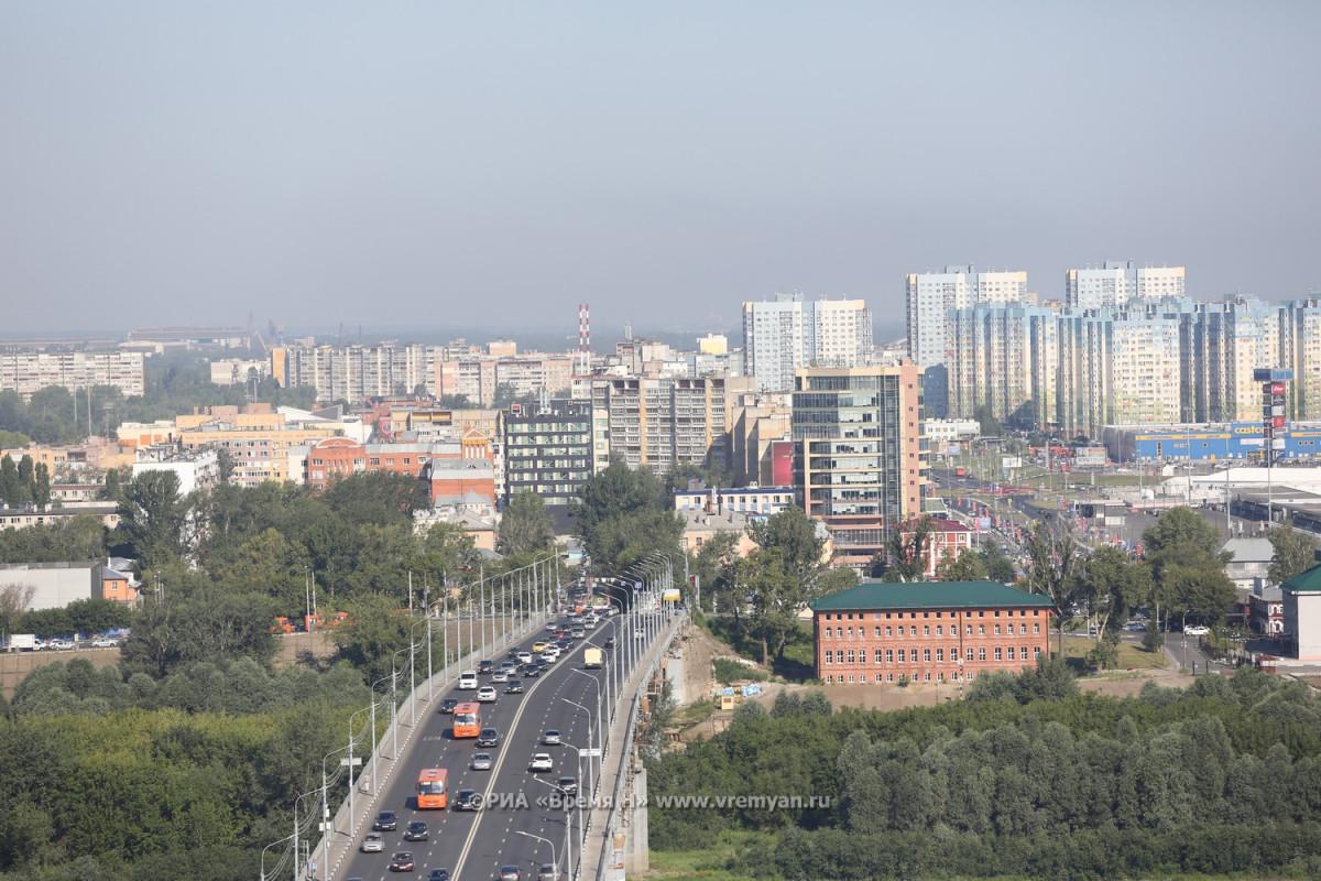 Нижегородская область вошла втоп-20 регионовРФ подоходам населения