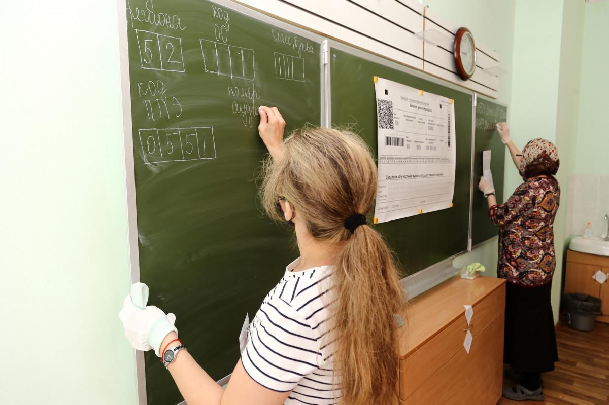 Почти 3,5 тысячи нижегородцев сдавали ЕГЭ порусскому языку