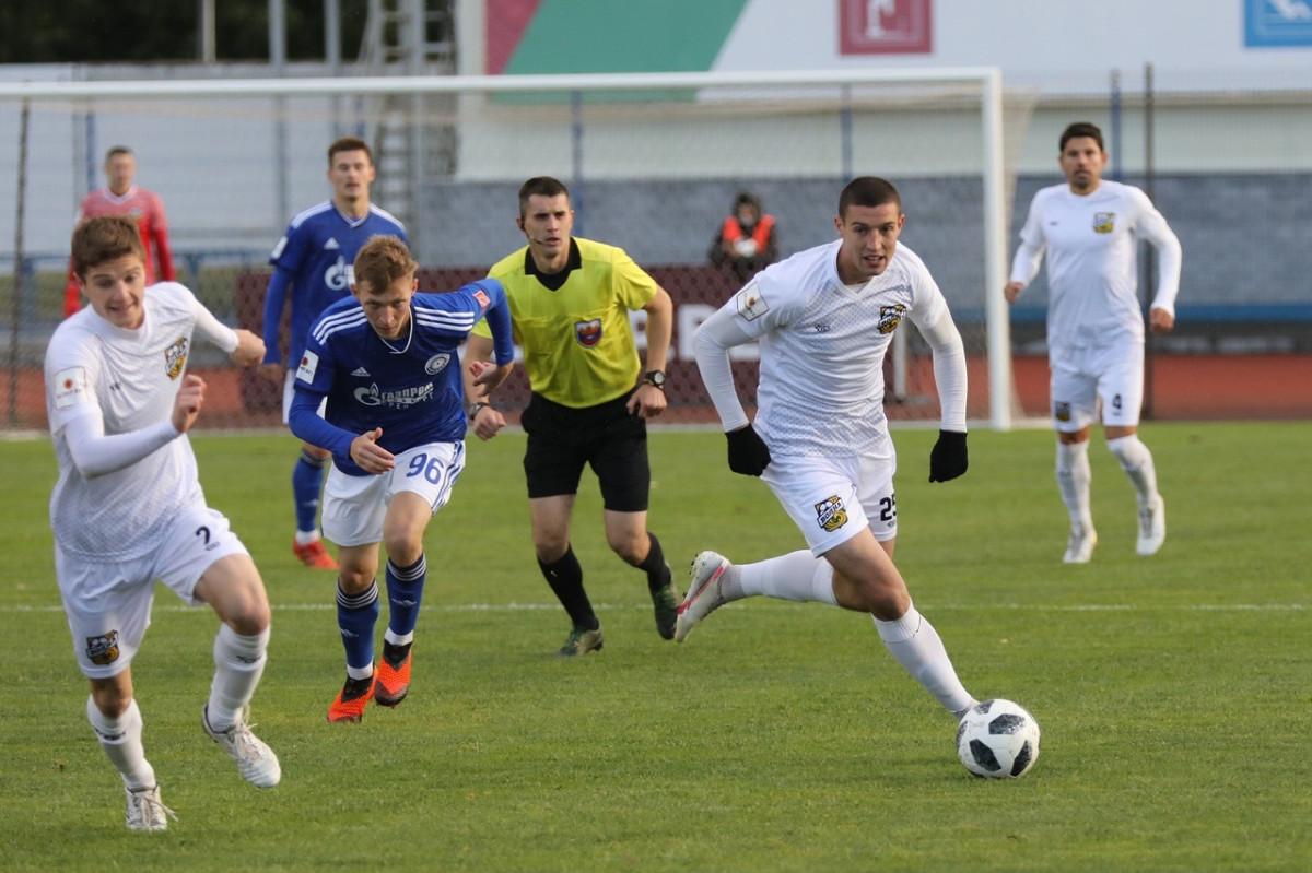НижегородскийФК «Волна» одержал четвертую победу подряд