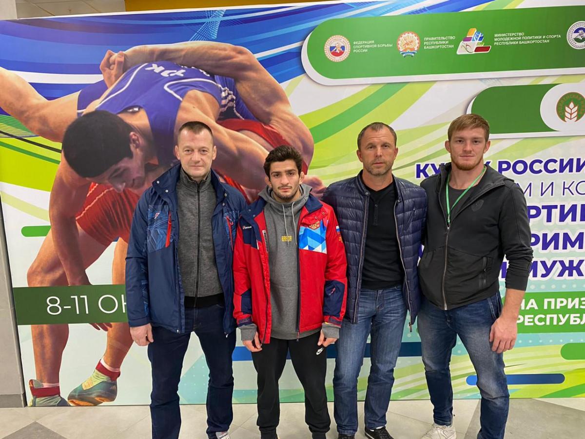 Нижегородский спортсмен завоевал бронзу наКубке России погреко-римской борьбе