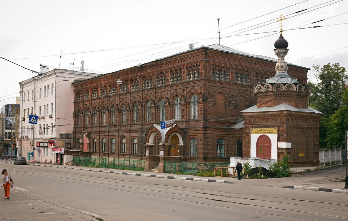 Дом Георгиевского братства вНижнем Новгороде отреставрируют за34 млн рублей
