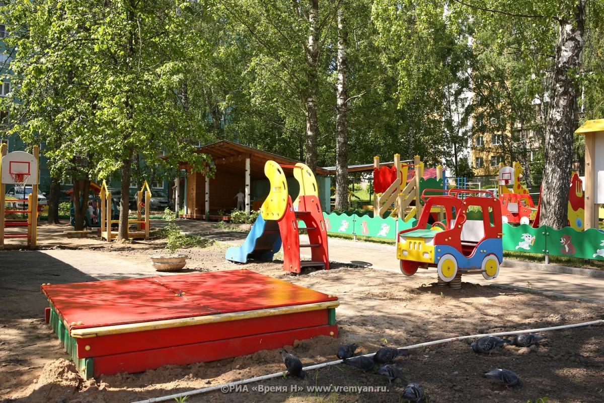 Более 1,6 млрд рублей выделят настроительство детсадов вНижнем Новгороде в2021 году