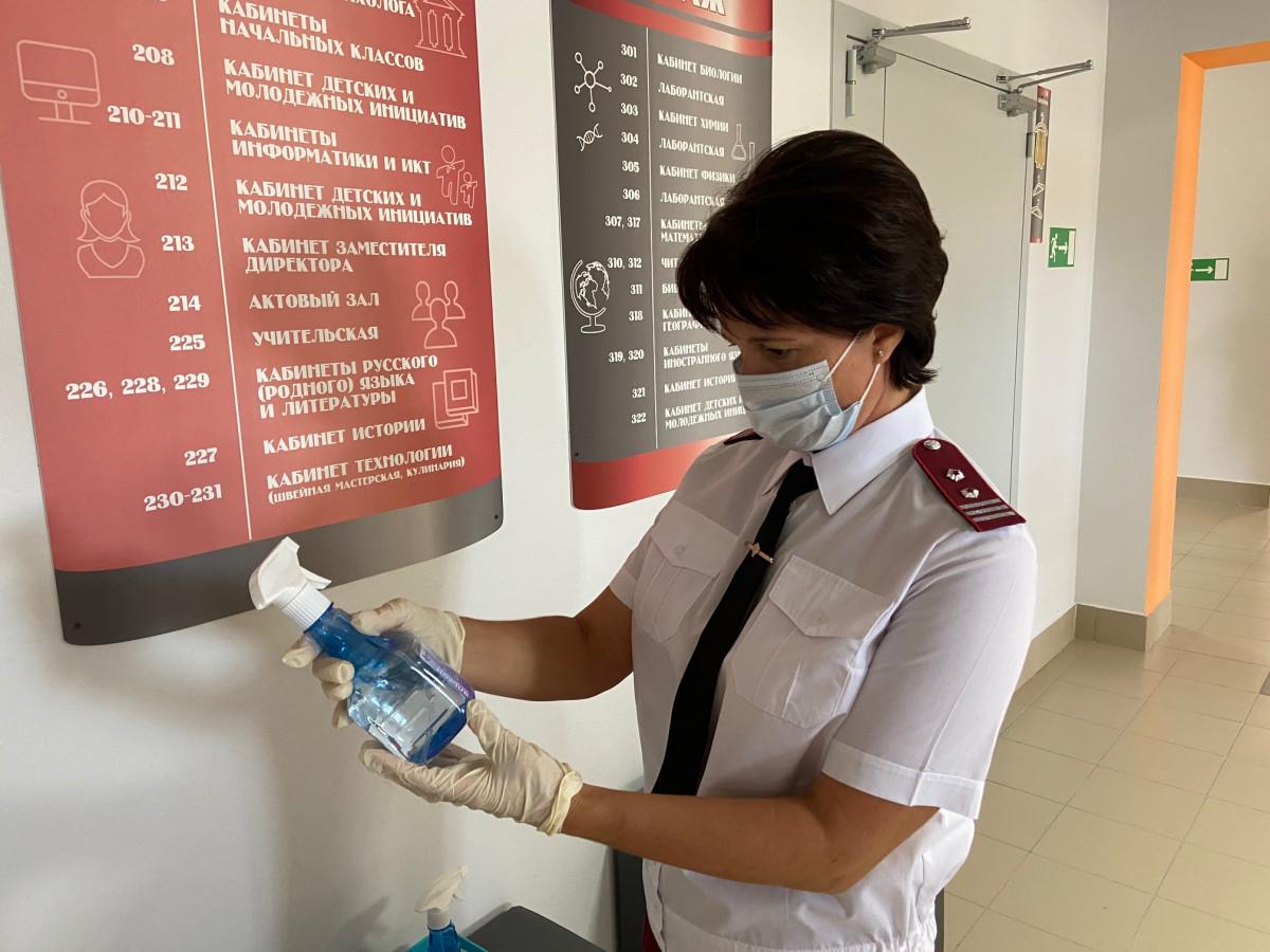 РНК-норовируса нашли уотравившихся учеников школы вДзержинске