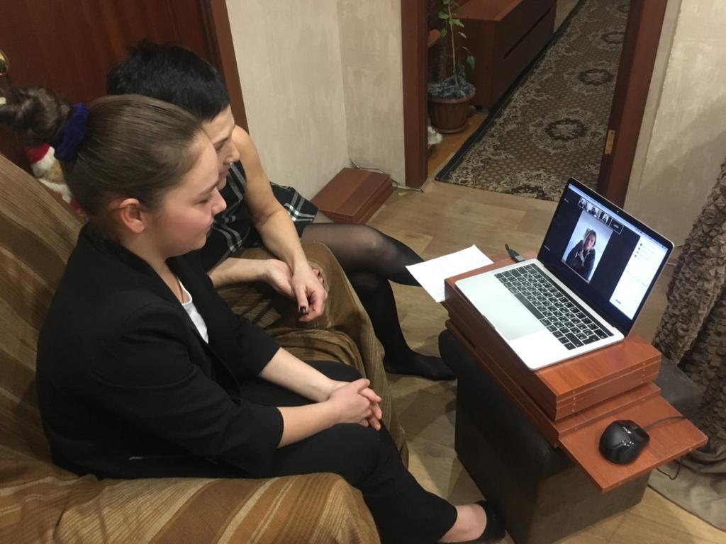 Сватковский осуществил мечту юной нижегородки познакомиться счемпионкой Юлией Ефимовой