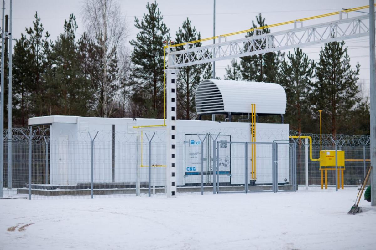«Нижновэнерго» подключило кэлектроснабжению три автомобильные газонаполнительные компрессорные станции вНижегородской области