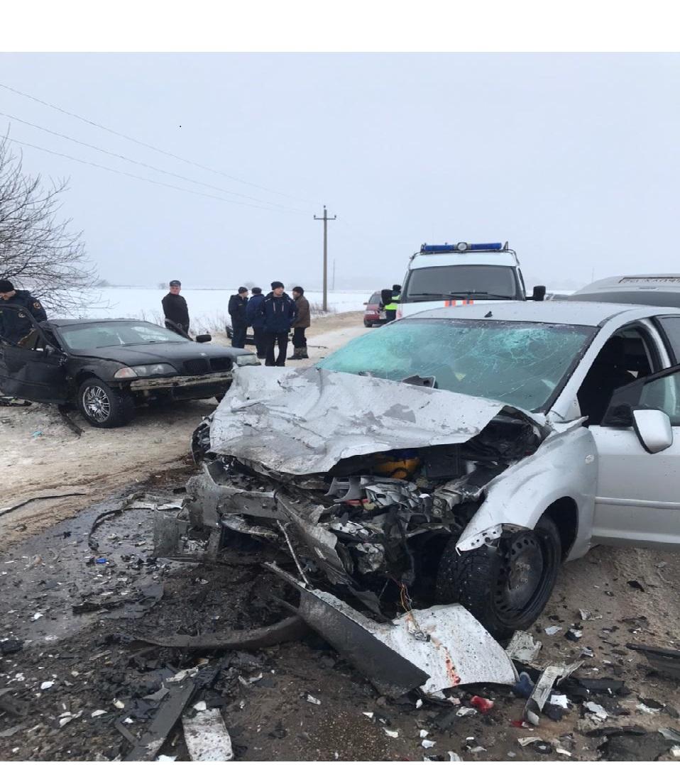Смертельное ДТП случилось вНижегородской области 24января